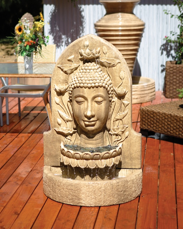 Gist Buddha Water Fountain